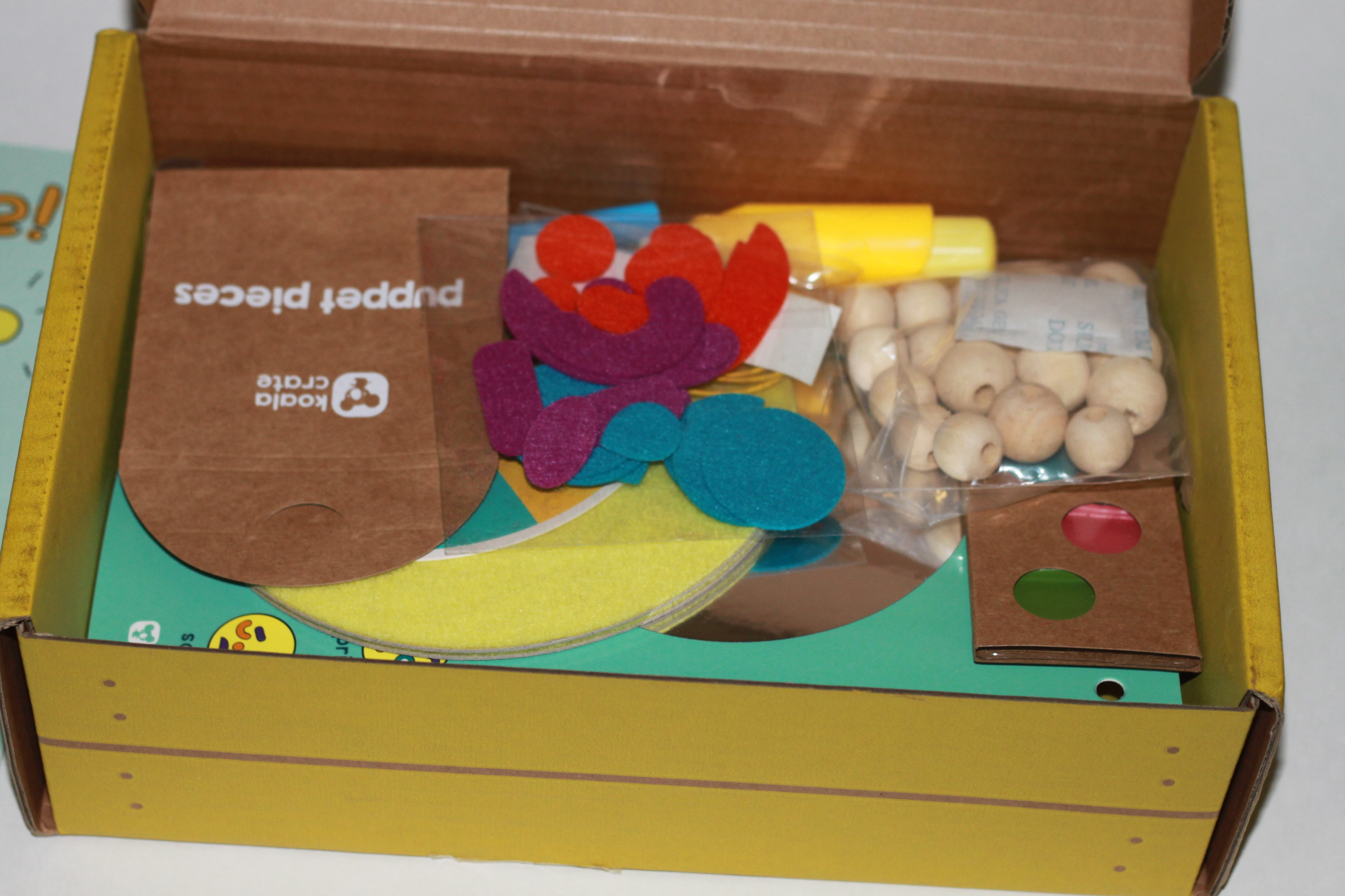 Koala Crate March 2017 Subscription Box Review
